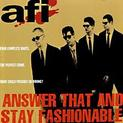 Answer That And Stay Fashionable (1995)