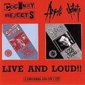 Live And Loud!! - Split With ANGELIC UPSTARTS