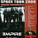 Space tour 2009 energy compilation