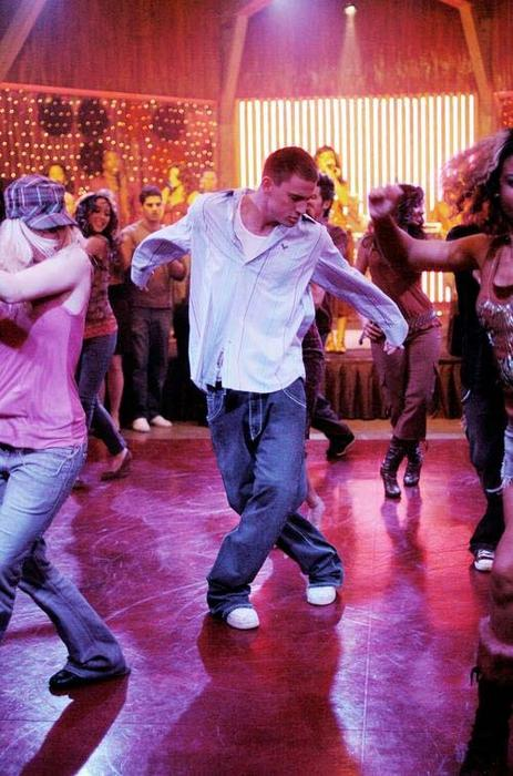 Let's Dance, Channing Tatum