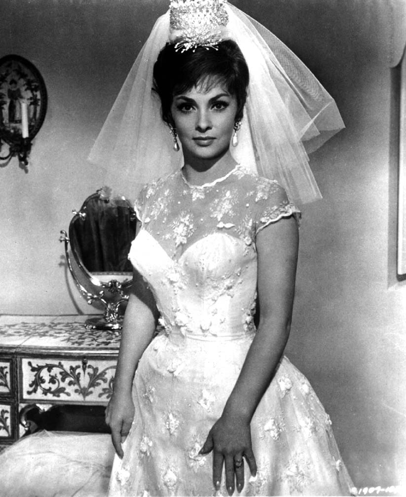 Gina Lollobrigida - Beautiful Photos
