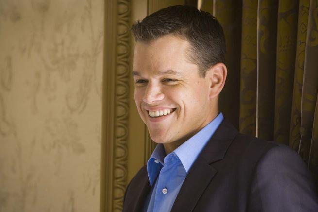 Matt Damon, Dannyho parťáci 3