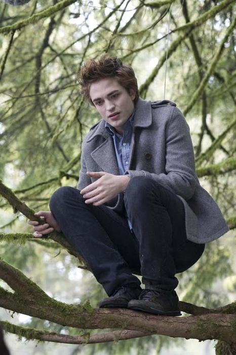 Stmievanie , Robert Pattinson