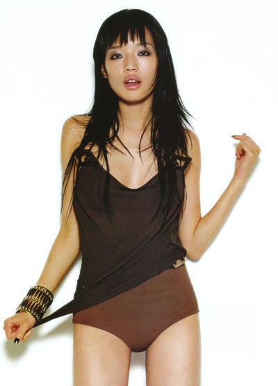 SHU QI photo