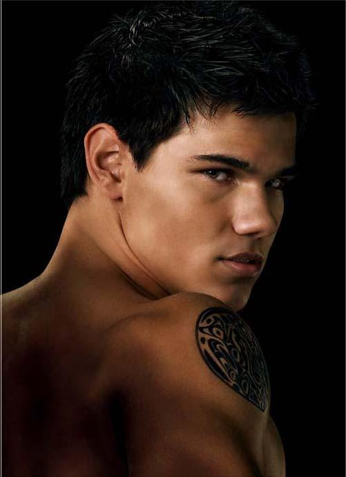 Nový Měsíc, Taylor Lautner