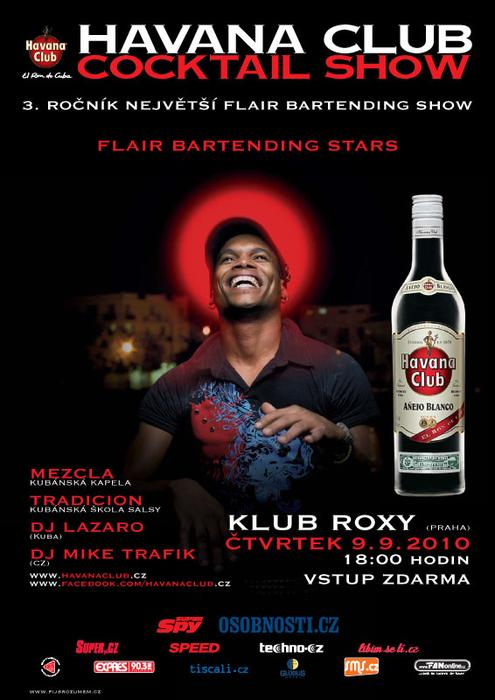 Havana Club Cocktail Show