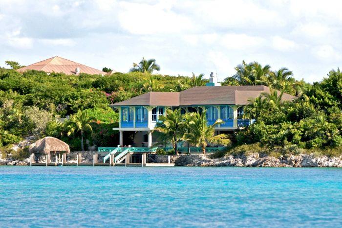 Takhle si žije David Copperfield v Bahamách