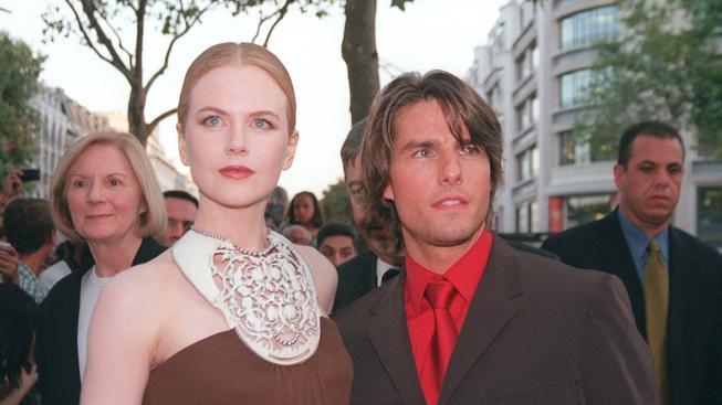 Nicole Kidman a Tom Cruise