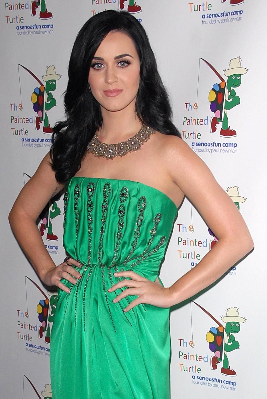 Katy Perry telo