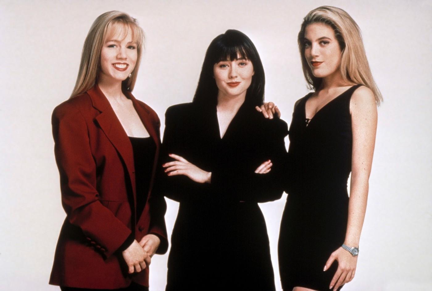 Kelly, Brenda, Donna z Beverly Hills 90210
