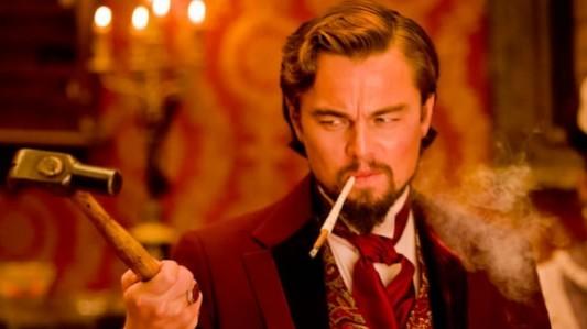 Leo v Nespoutaný Django