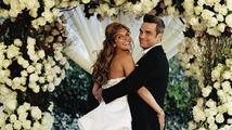 Robbie Williams se rozhodl zveřejnit video ze své utajované svatby!
