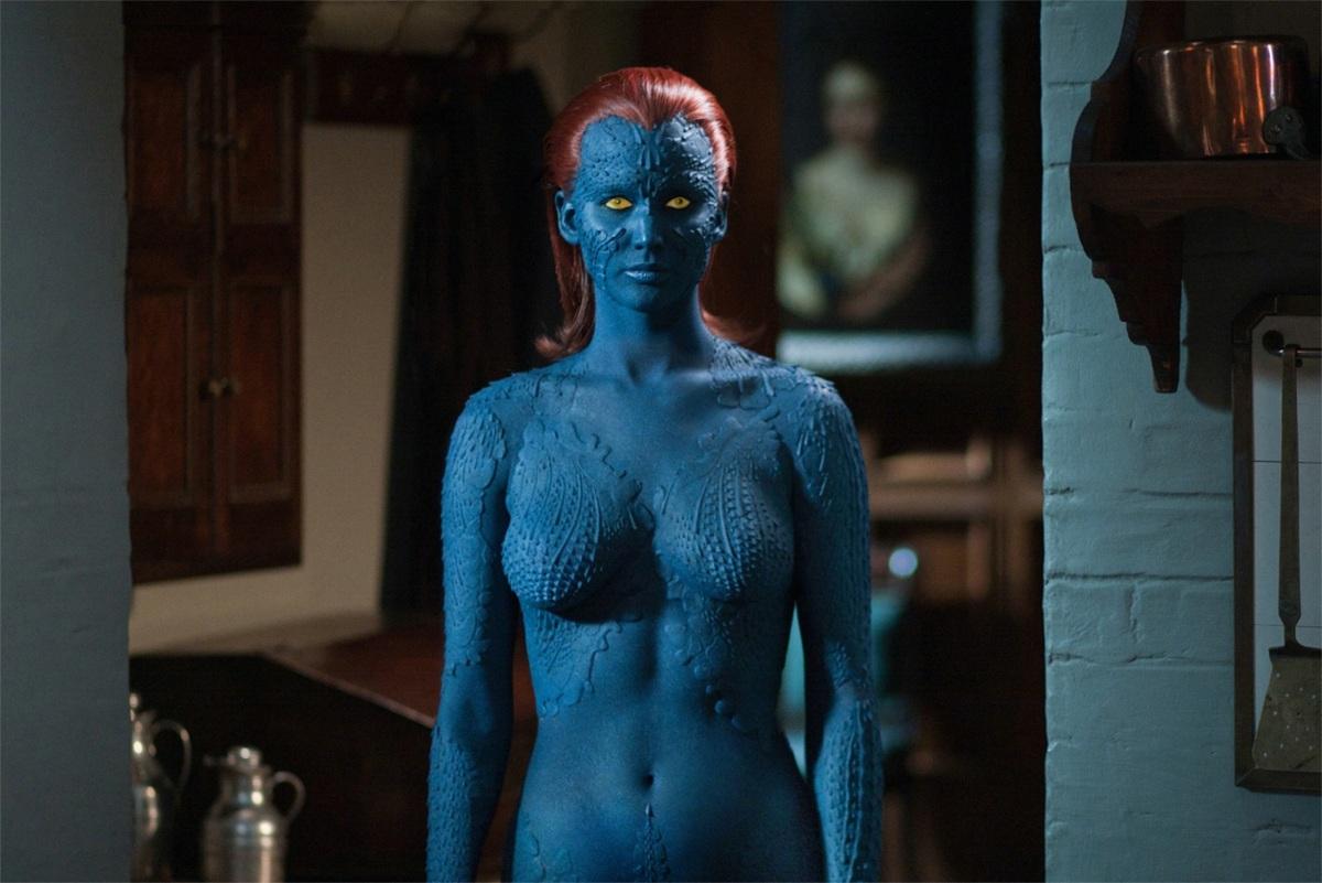 role Mystique v X-Man