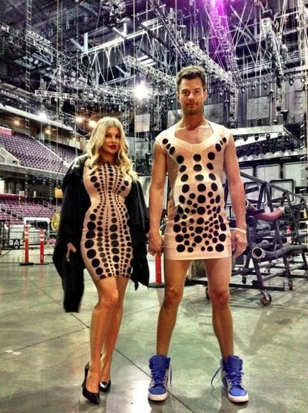 Fergie a Josh Duhamel