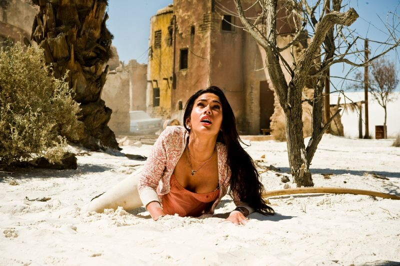 Megan Fox ve filmu Transformers:Pomsta poražených
