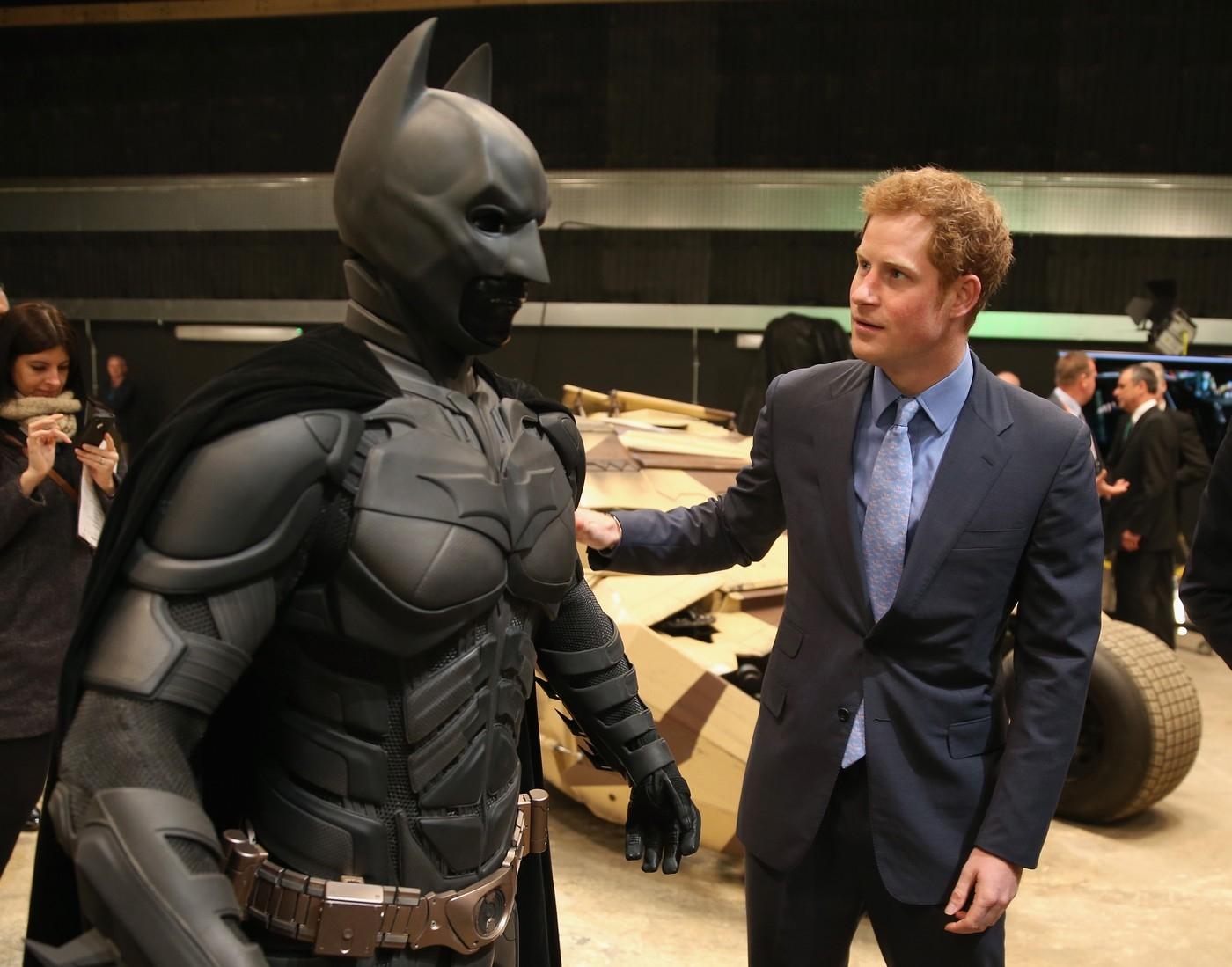 Princ a Batman