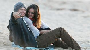 Upr z Twilight sgy Kellan Lutz a Sharni Vinson se rozeli