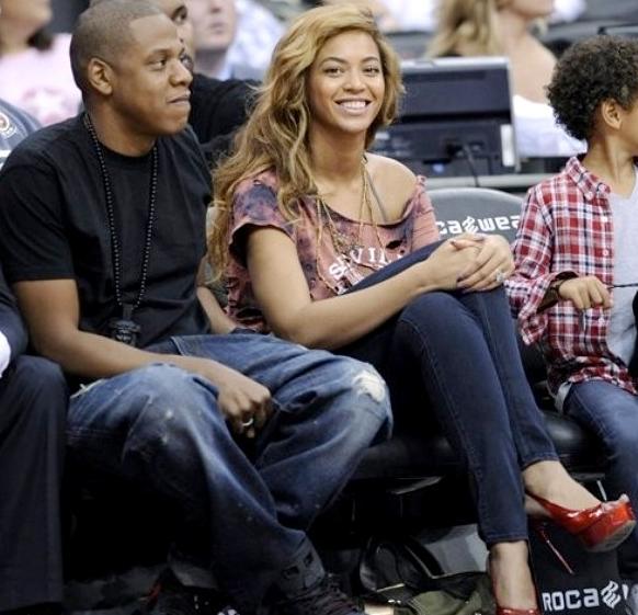 Jay-Z a Beyoncé
