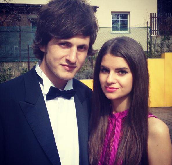 Martin Šafařík a Tereza Mandzáková