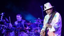 Kytarový mág Santana se vrátil do Prahy!