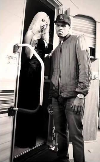 Chris Brown a Nicki Minaj