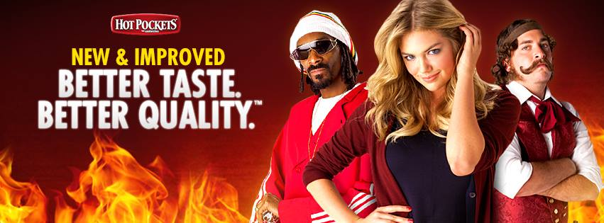 Kate Upton a Snoop Dogg