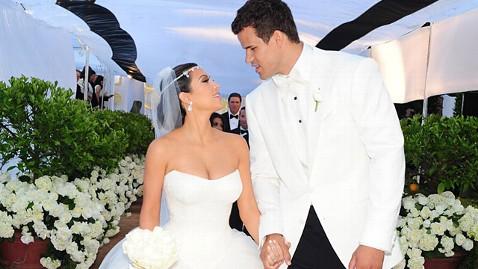 Kim Kardashian a Kris Humpries