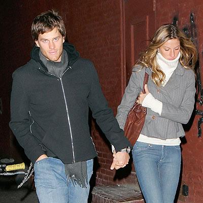 Tom Brady a Gisele Bundchen