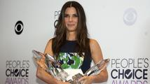Sandra Bullock a Justin Timberlake ovládli People's Choice Awards
