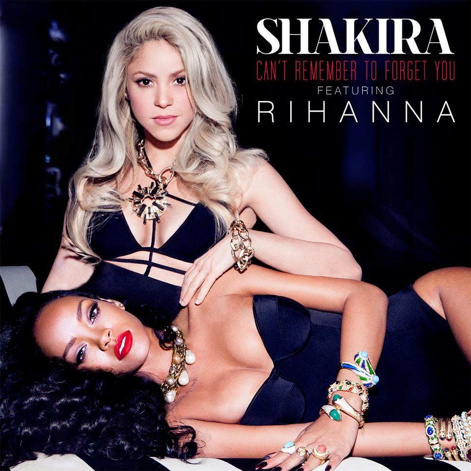 Shakira a Rihanna