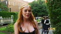 Lindsay Lohan na sebe práskla další zajímavé tajemství. Měla být maminkou!