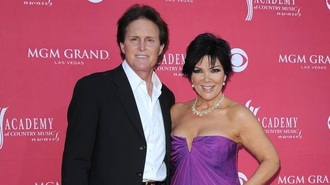 Kris Jenner a Bruce Jenner