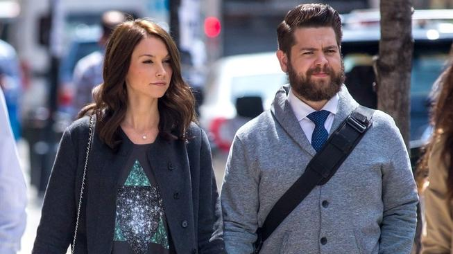 Jack Osbourne a Lisa Stelly
