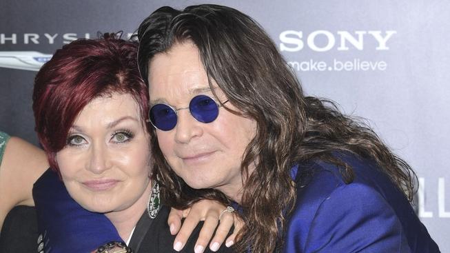 Sharon a Ozzy Osbourne