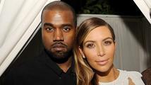 Kim Kardashian a Kanye West se konečně vzali