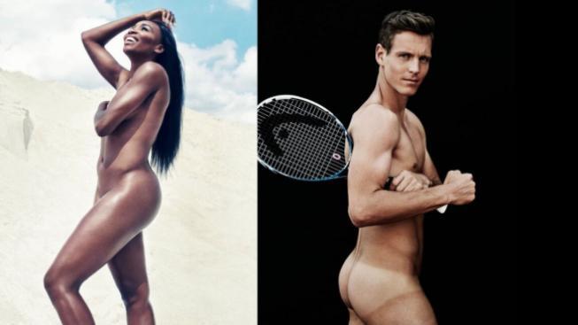 Tomáš Berdych a Venus Williams
