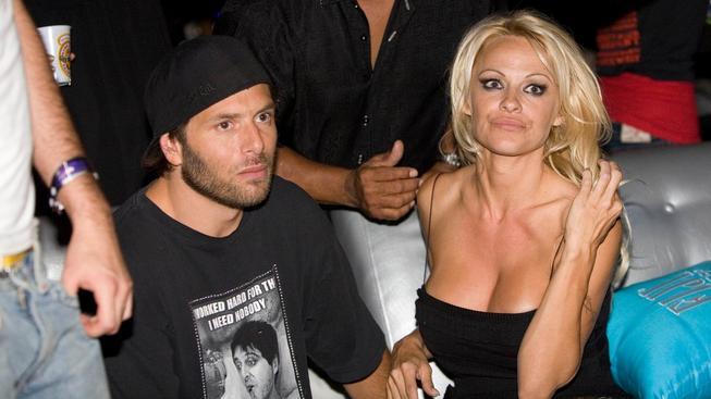 Pamela Anderson a Rick Salomon