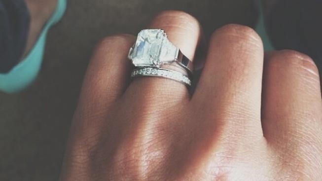 Cheryl Cole - prsteny
