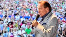 Karel Gott oslavil 75. narozeniny