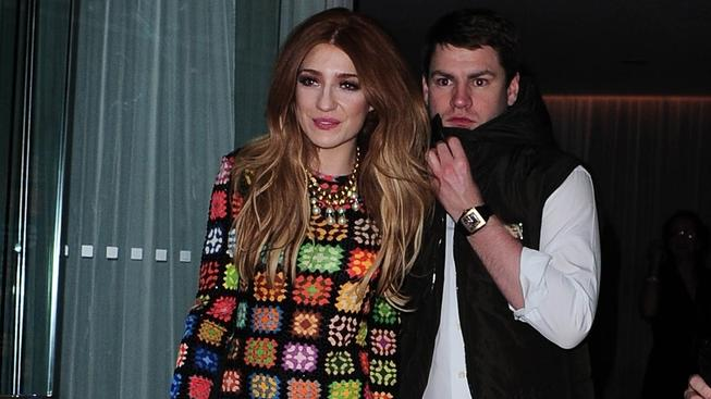 Nicola Roberts a Charlie Fennel
