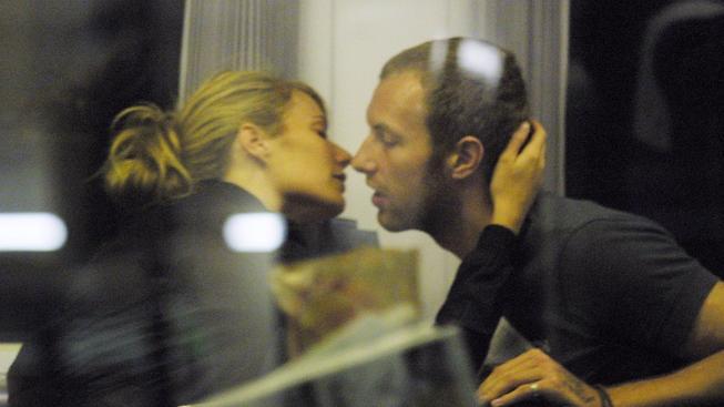 Gwyneth Paltrow a Chris Martin