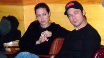První svatební fotografie Brada Pitta a Angeliny Jolie