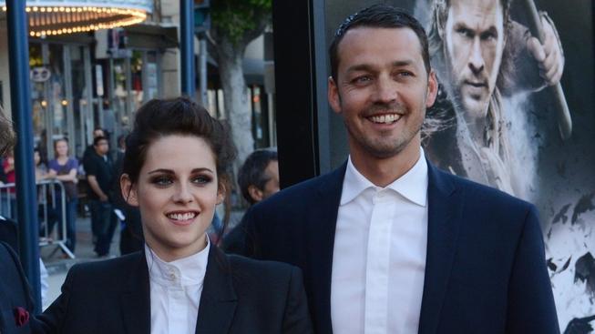 Rupert Sanders a Kristen Stewart