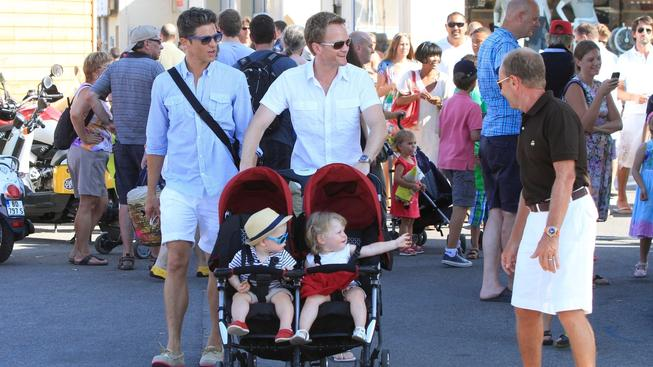 Neil Patrick Harris a David Burtka