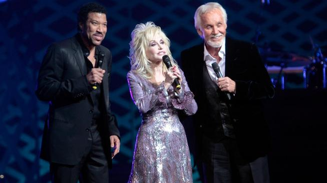 Kenny Rogers a Dolly Parton