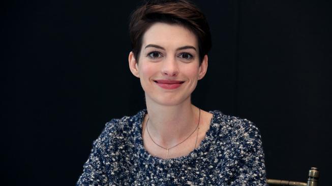 """Anne Hathaway: """"Sláva mě zničila"""""""