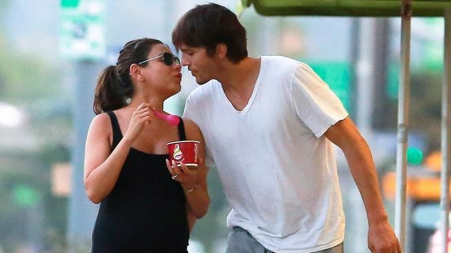 Mila Kunis a Ashton Kutcher