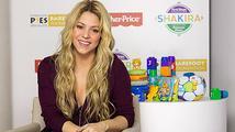 Shakira má vlastní kolekci hraček