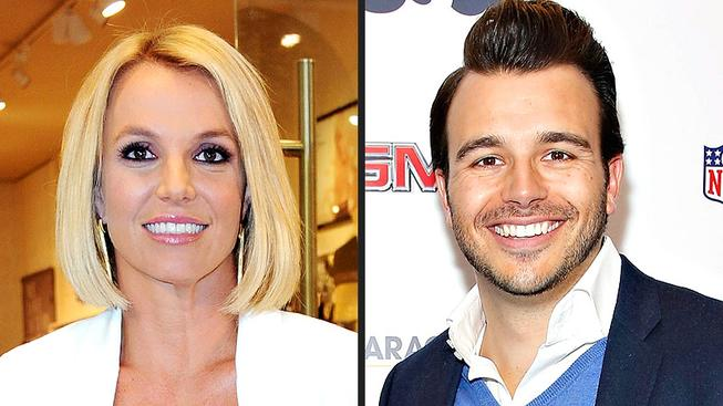 Britney Spears a Charles Ebersol