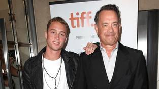 Nejstarší syn Toma Hankse a Rity Wilson bojuje se závislostí na kokainu